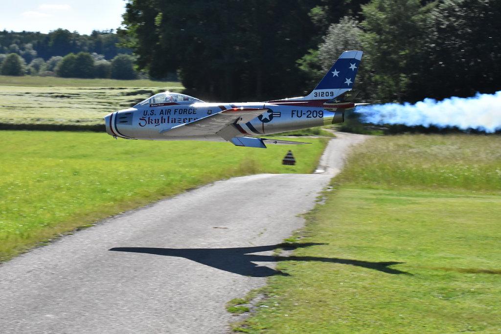 Flugplatzfest Schechingen 2017